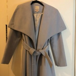 The Limited Scandal Special Collection Wool Coat